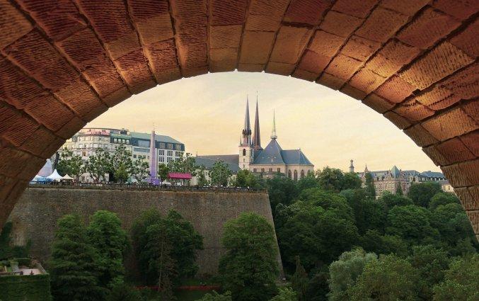 Tophotel in Luxemburg!