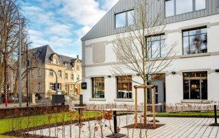 Vooraanzicht van appartement Vistay Luxemburg