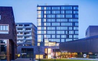 Gebouw van IntercityHotel Enschede