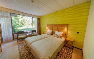 Tweepersoonskamer van Hotel Fletcher Sallandse Heuvelrug