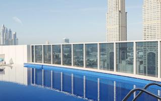 Zwembad van Hotel DusitD2 Kenz