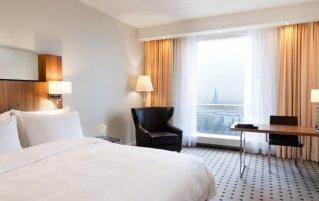 Tweepersoonskamer van Hotel Radisson Blu Scandinavia in Kopenhagen