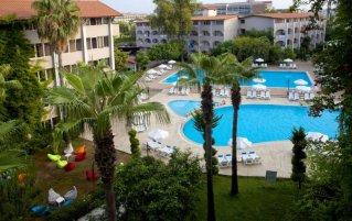 Buitenzwembad van Hotel Armas Bella Sun in Side