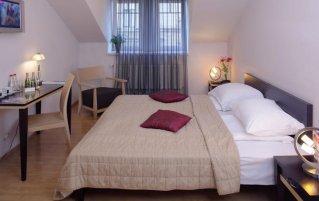 Slaapkamer Hotel Rixwell Terrace Design