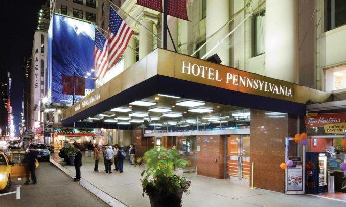 Korting Stedentrip New York Hotel Manhattan