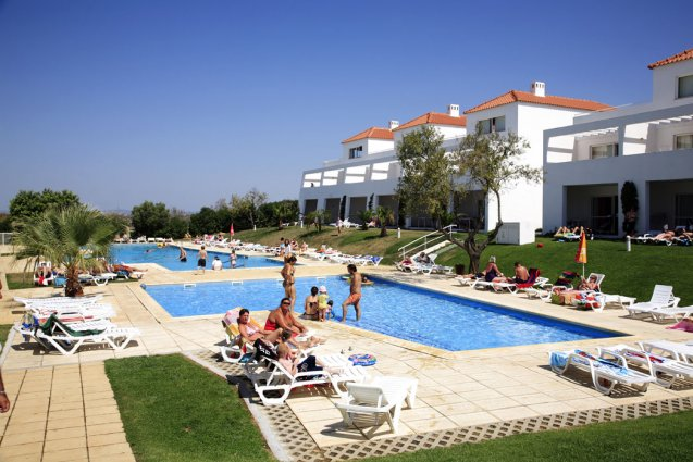Albufeira Fly en Drive zonnig Algarve Appartment