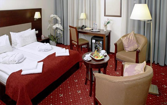 Korting Stedentrip Riga Hotel