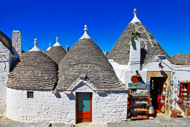 Puglia - Trulli