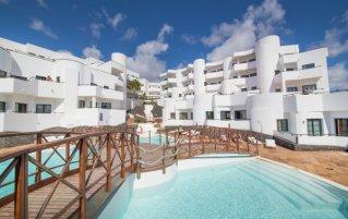 Zwembad van Appartementen Lanzarote Paradise op Lanzarote