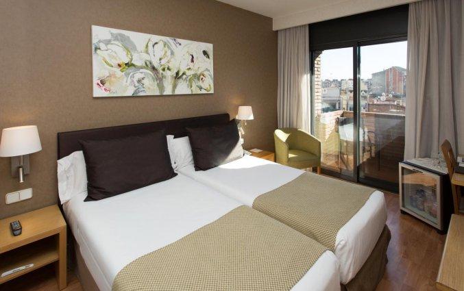 Korting Zonnige stedentrip Barcelona Hotel