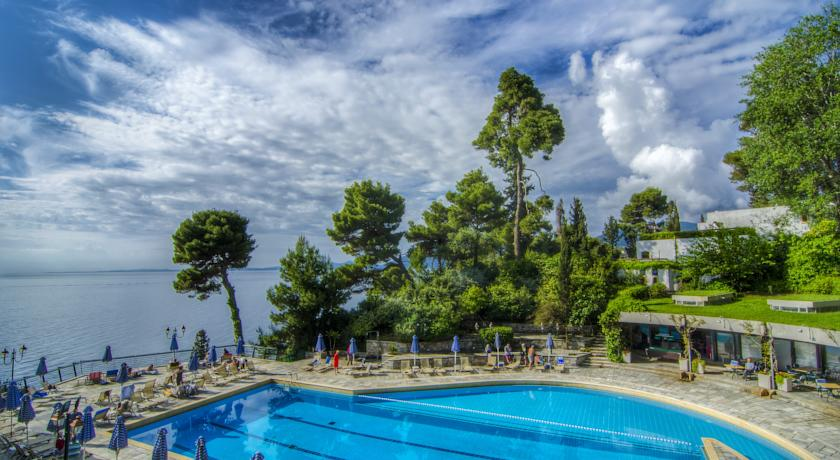 Kanoni Corfu Holiday Palace Hotel