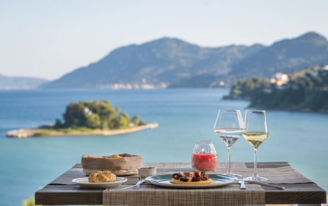 Korting Heerlijke vakantie Corfu Hotel Kanoni