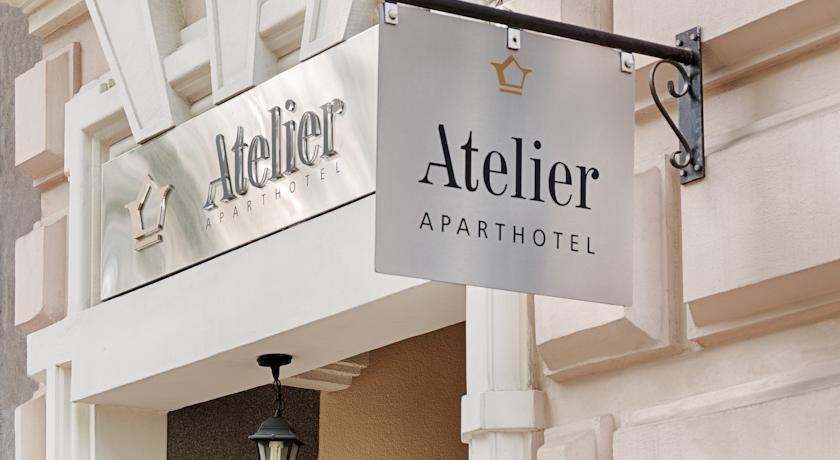 Logo van Aparthotal Atelier Krakau