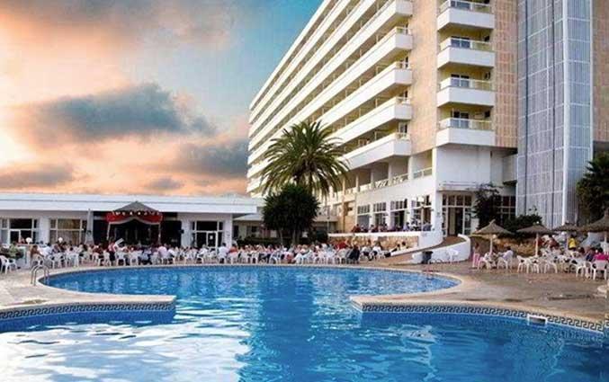 Korting All inclusive Mallorca Hotel Calas de Mallorca