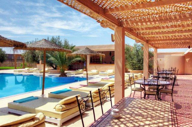 Verwonder jezelf in Marrakech