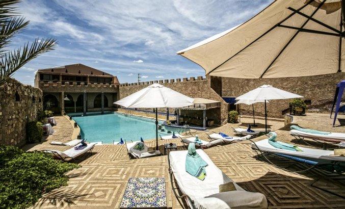 Verblijf in stijl in Marrakech