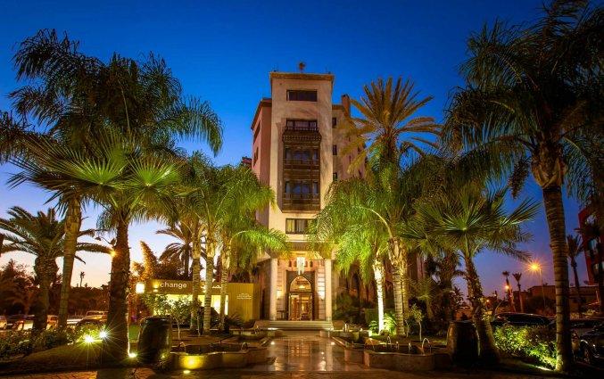 Korting Top verblijf in Marrakech Hotel Hivernage
