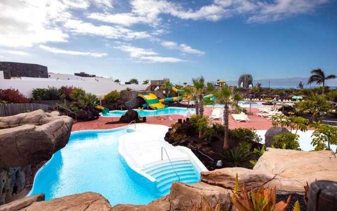 Waterpark van Pierre & Vacances Village Origomare in Fuerteventura