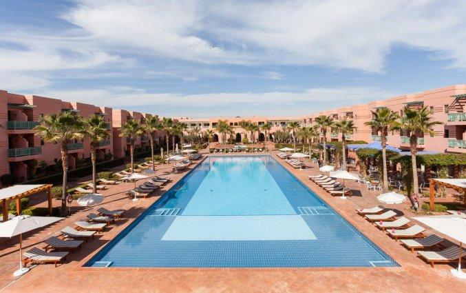Agdal Bezoek koningsstad Marrakech Hotel