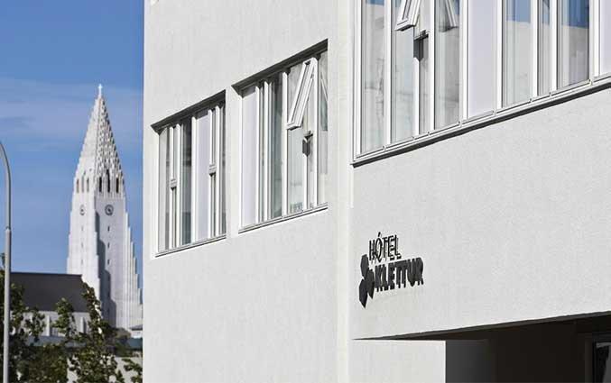 Hotel Klettur 1