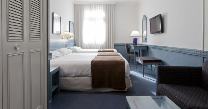 Mooie accommodatie in Madrid