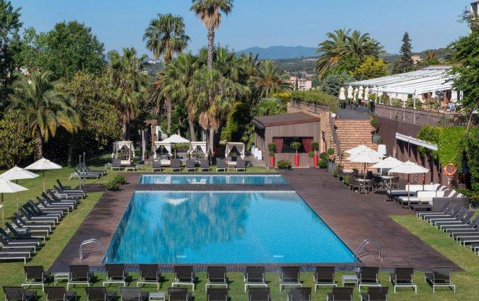 Vijfsterrenhotel aan de Costa Brava