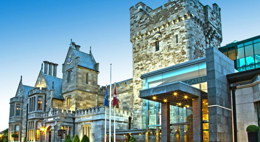 Korting 11e eeuws kasteel Dublin Hotel Clontarf