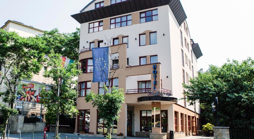 Hotel Mediterran in Budapest