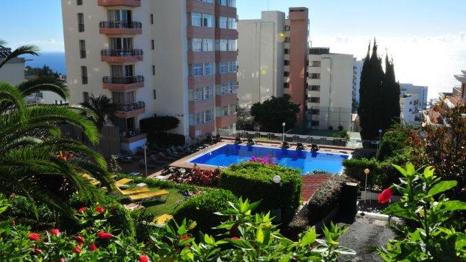 Kom naar prachtig Madeira