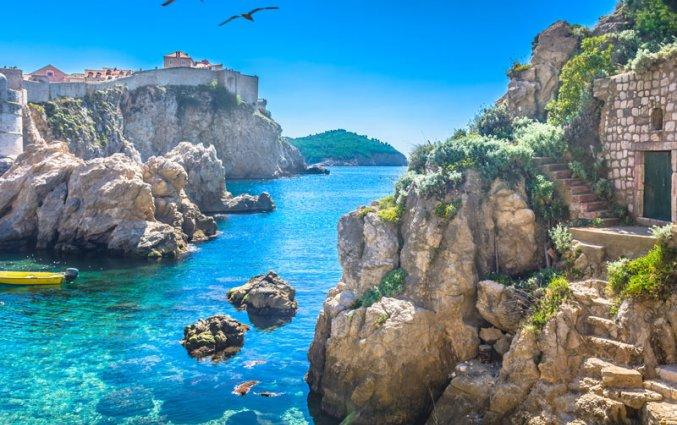 Korting Ontdek geweldig Dubrovnik Lapad