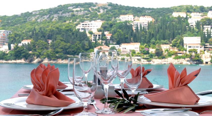 Korting Stedentrip Dubrovnik Hotel Lapad