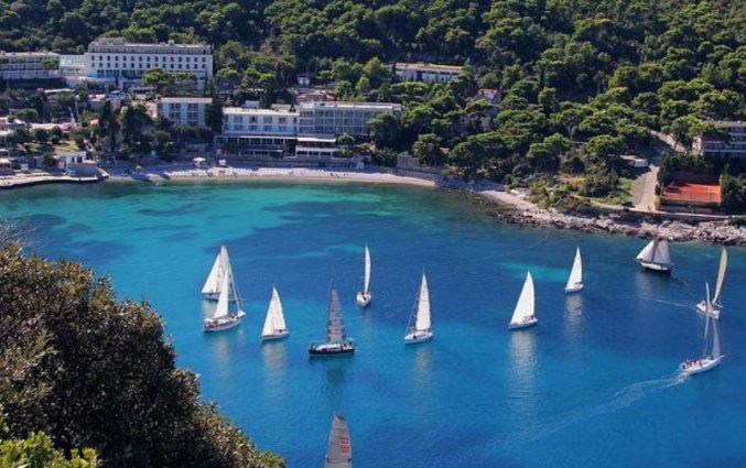 Korting Stad en strand in Dubrovnik! Hotel Lapad