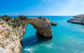 Vakantie Algarve - Praia de Albandeira