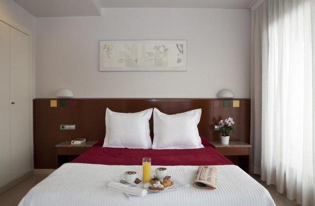 Korting Veelzijdig Barcelona Hotel Horta Guinardó