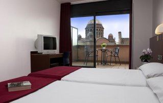 Hotel Amrey Sant Pau 1