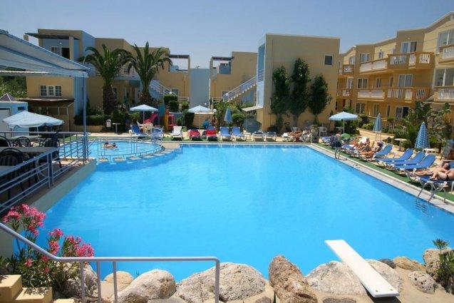 Korting Maleme Zonnige vakantie Kreta