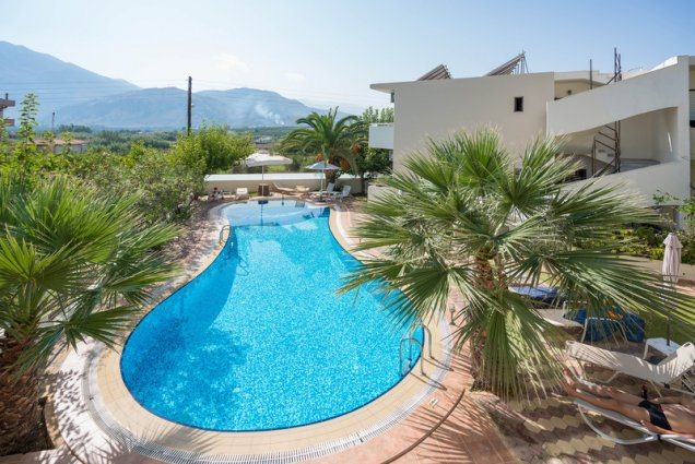 Korting Geniet van de zon op Kreta Hotel Georgioupolis