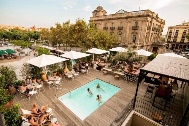 Korting Stad en strand in Barcelona Hotel