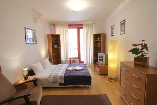 Korting Toplocatie in Budapest Appartment