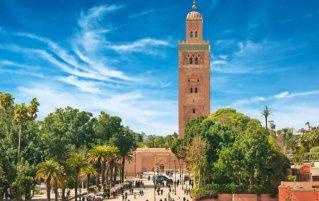 Marrakech - Koutoubia Moskee