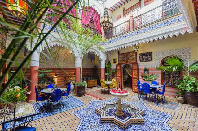 Korting Medina Unieke stedentrip Marrakech