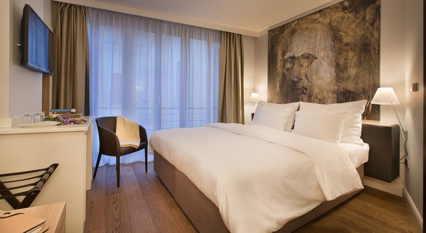 Tophotel in hartje Praag