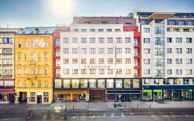Korting Luxe stedentrip Praag Hotel Praag 1