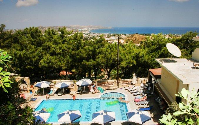 Korting Vakantieparadijs op Rhodos Appartment Faliraki