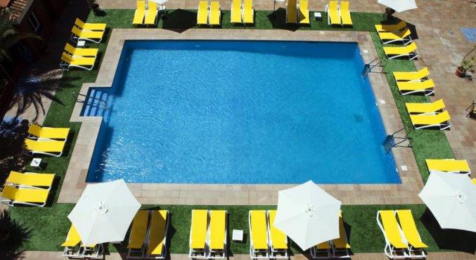 Korting Voordelig naar de Costa del Sol Hotel Fuengirola