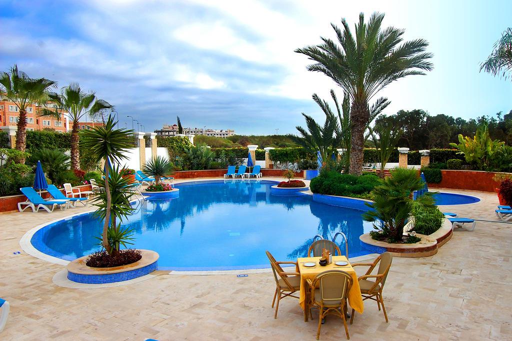 Het hele jaar zon in Agadir