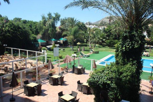 Korting Zonvakantie Agadir Hotel