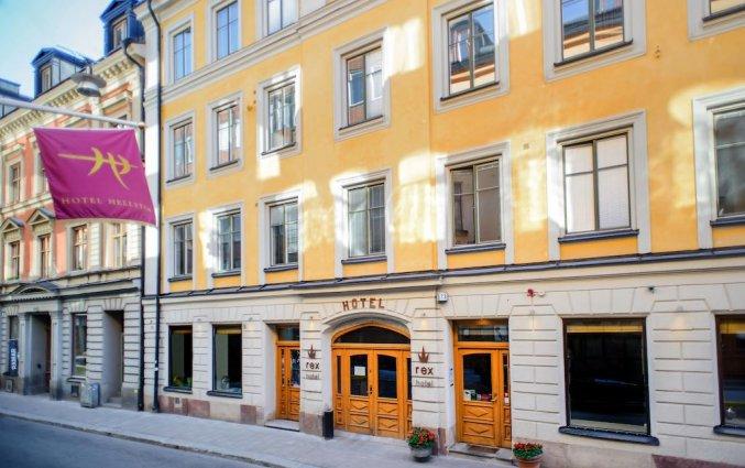 Verblijf in hartje Stockholm