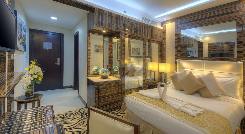 Korting Spectaculaire citytrip Dubai Hotel Bur Dubai