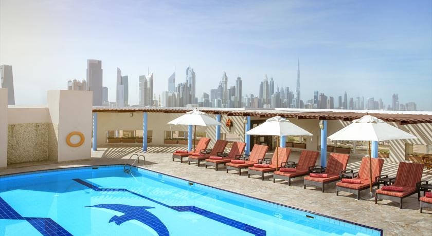 Korting Kom naar Dubai Hotel Bur Dubai